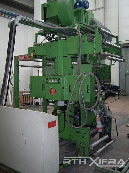Used Printing machine MANZONI